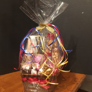 Dewey Medium Coffee 2995 Gift Basket