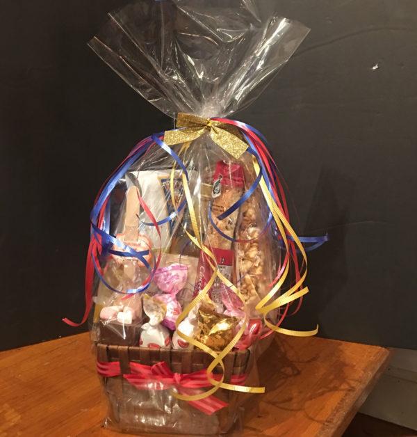 Dewey Medium Coffee 2995 Gift Basket
